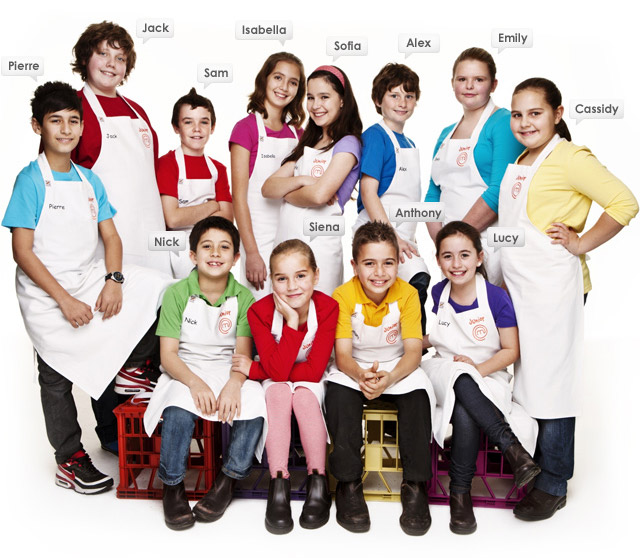 Junior Masterchef Australie