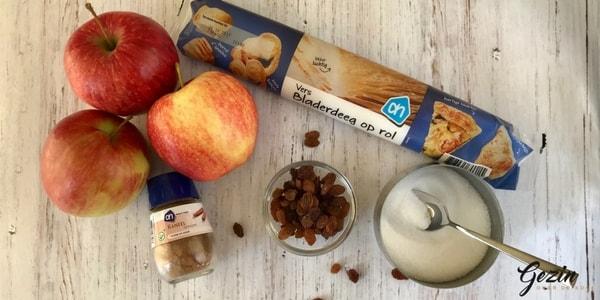 appelflap ingrediënten